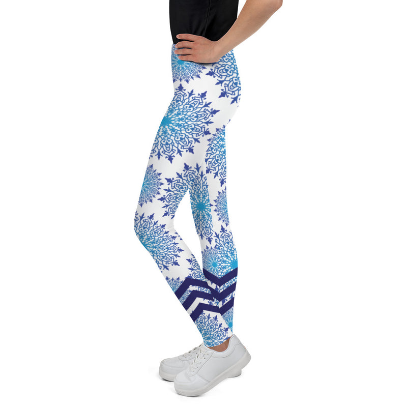 The Mandala Girls Activewear Leggings