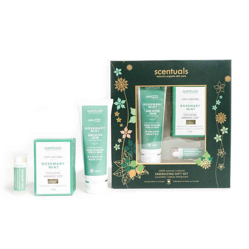 Energizing Gift Set