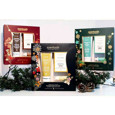 Invigorating Gift Set