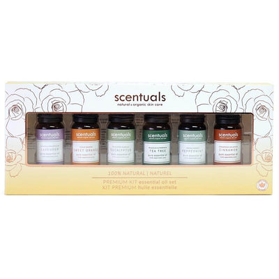 Premium Essential Oils Kit