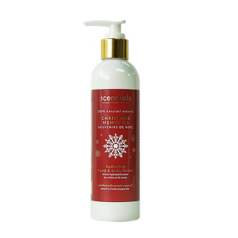 Christmas Memories Hand Lotion