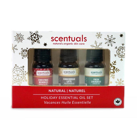 Holiday Essential Oils Gift Set