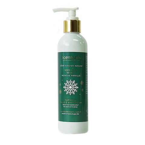 Vanilla Mint Hand & Body Lotion