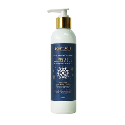 Winter Wonderland Hand & Body Lotion