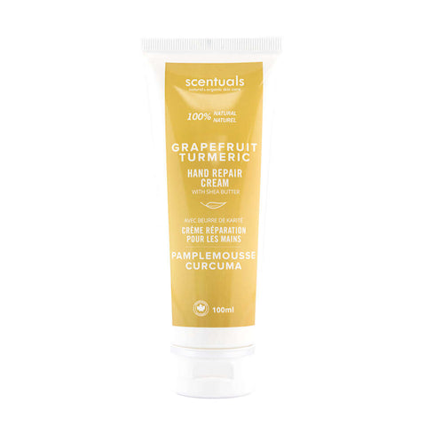 Grapefruit Turmeric Hand Repair Cream