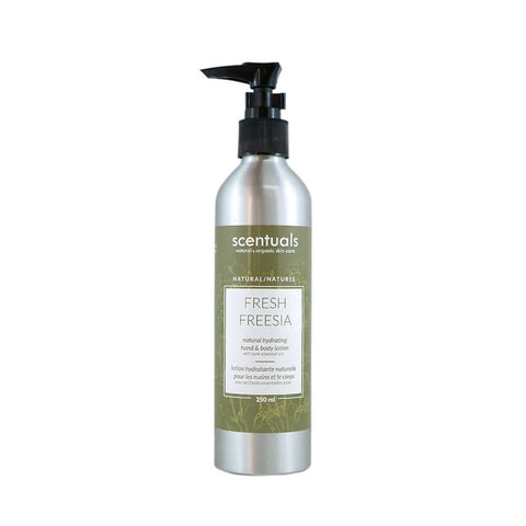 Fresh Freesia Hand & Body Lotion
