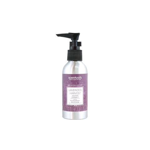 Lavender Harvest Massage Oil