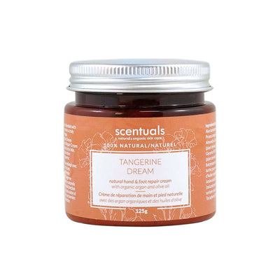 Tangerine Dream Hand & Foot Repair Cream