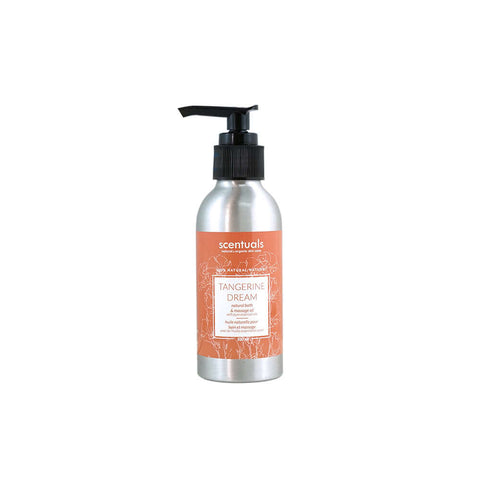 Tangerine Dream Massage Oil