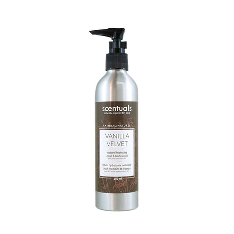 Vanilla Velvet Hand & Body Lotion