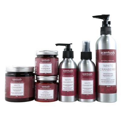 White Cranberry Gift Set Collection