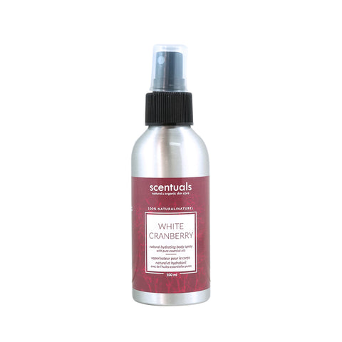 White Cranberry Body Spray