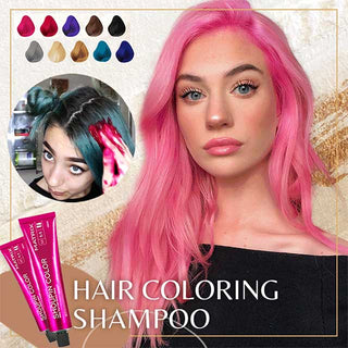 SHAMDY™ : Shampooing colorant pour cheveux
