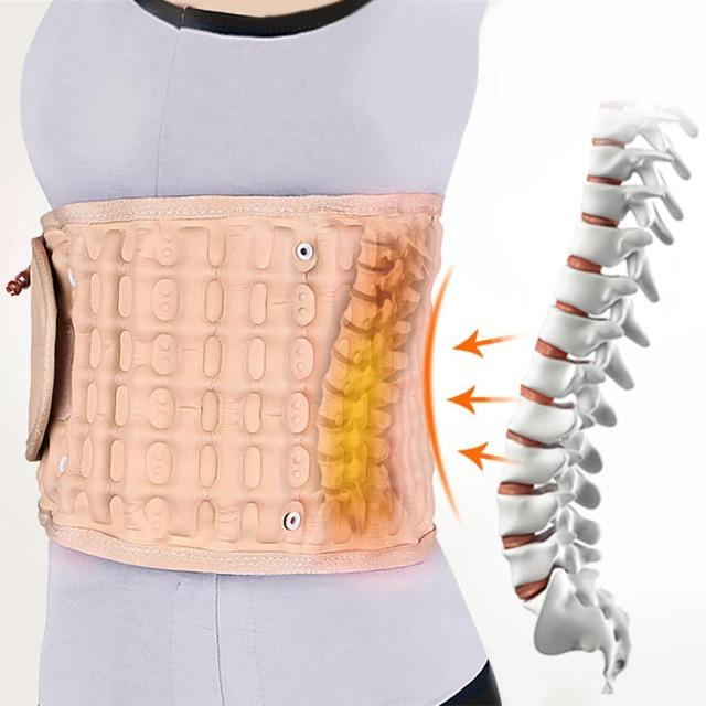 Gadgets d'Eve BACKLIEF™ : Ceinture GONFLABLE de Décompression Dorsale