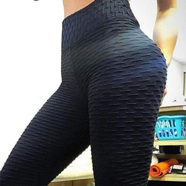 Gadgets d'Eve Noir / S CELUGYM™ : Leggings Anti-Cellulite
