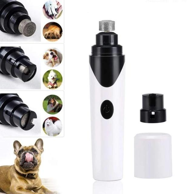 Gadgets d'Eve ™ : Lime Rechargeable pour Ongle & Griffe D'animaux.