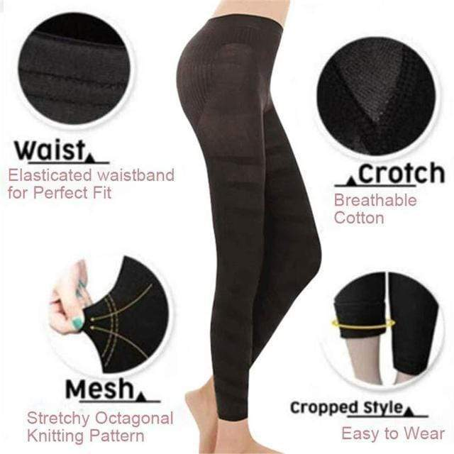 Gadgets d'Eve SLIMPANT™:  Leggings Sculptants de Nuit
