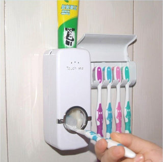 Gadgets d'Eve bricolage THESKI™_: Distributeur automatique de dentifrice