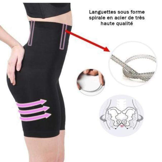 Gadgets d'Eve V-SHAPY™ : GAINE ULTRA-AMINCISSANTE TAILLE HAUTE
