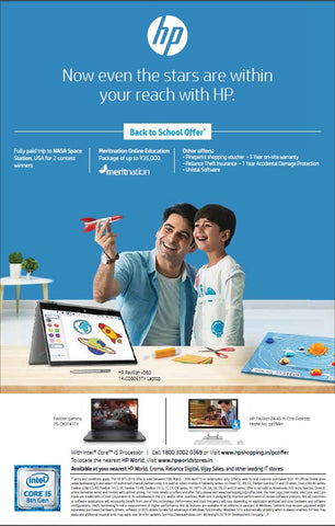 HP Back to School Offer for your Child