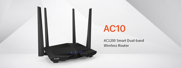 Tenda AC10 dual band Router