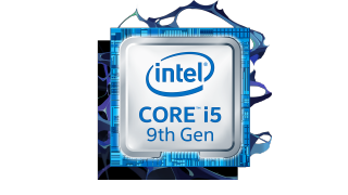 9th Gen Intel Core i5 Processor