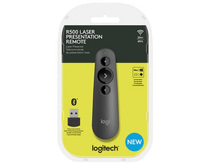 Logitech  Wireless Laser Presentation Remote R500 - BROOT COMPUSOFT LLP