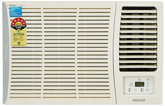 VOLTAS 1.5 TON 5 STAR WINDOW AC - BROOT COMPUSOFT LLP
