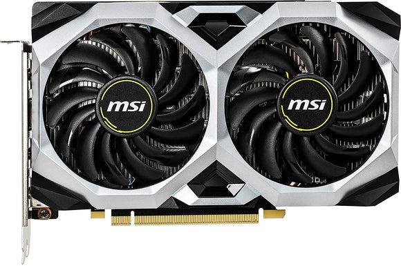 MSI GTX 1660 6GB DDR5 OC EDITION VENTUS XS GRAPHIC CARD - BROOT COMPUSOFT LLP