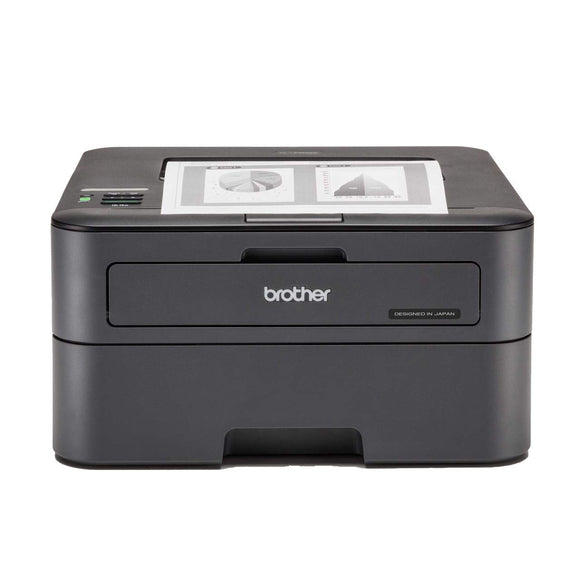 Brother HL-L2366DW Laserjet Monochrome Wireless Duplex Printer With Network - BROOT COMPUSOFT LLP