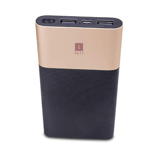IBALL POWER BANK PLM-10012 - BROOT COMPUSOFT LLP