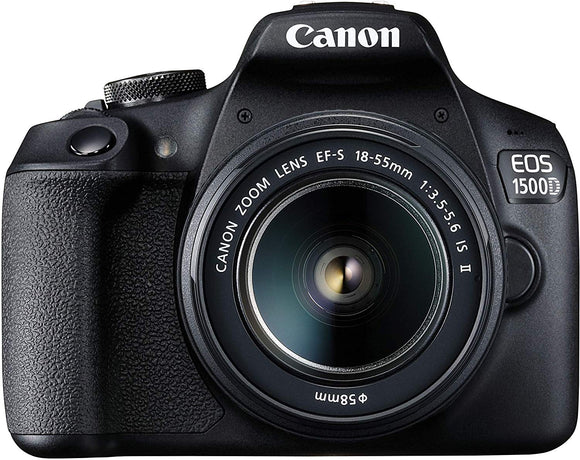 CANON EOS 1500D 18-55 IS II - BROOT COMPUSOFT LLP