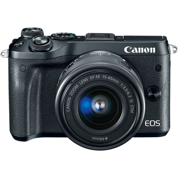 Canon Eos M6 1545ISSTM - BROOT COMPUSOFT LLP