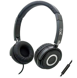 Boat BassHeads 910 Wired Headphone with Mic - BROOT COMPUSOFT LLP