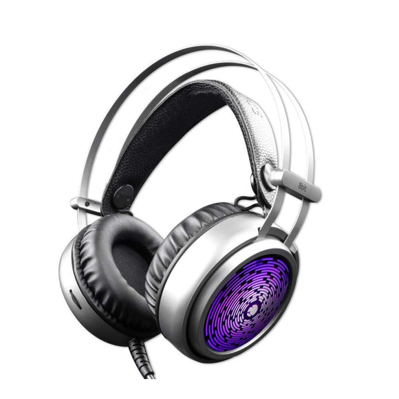 Zebronics 8 Bit Gaming Headphone With Mic And Volume Controller - BROOT COMPUSOFT LLP