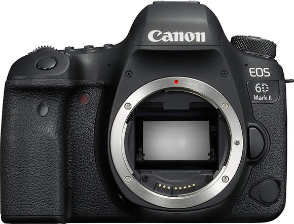CANON EOS 6D MARK II BODY - BROOT COMPUSOFT LLP