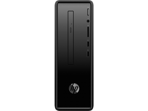 HP DESKTOP 290-A0011IN  INTEL PENTIUM PROCESSOR/4GB RAM/1TB HDD/WIN10/INTEL HD GRAPHICS/DARK BLACK/2.97 KG - BROOT COMPUSOFT LLP