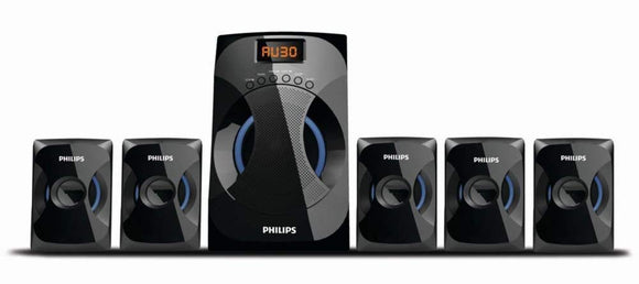 Philips Speakers SPA4040B/94 - BROOT COMPUSOFT LLP