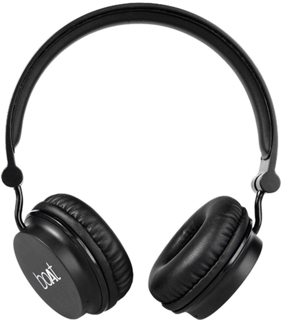 Boat Wireless Bluetooth Headphones with Mic Rockerz 400 - BROOT COMPUSOFT LLP