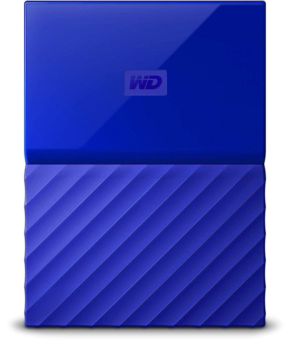WD MY PASSPORT 4TB EXTERNAL HARD DISK - BROOT COMPUSOFT LLP