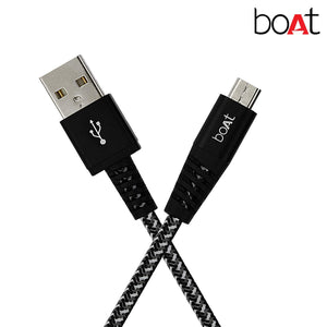 Boat Rugged Micro USB Cable V3 700 1.5 m - BROOT COMPUSOFT LLP
