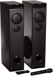 Philips Tower Speakers SPA9080B - BROOT COMPUSOFT LLP