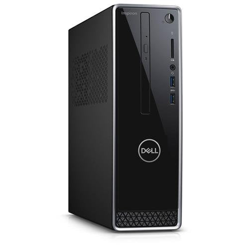 DELL  INSPIRON DESKTOP 3470 8TH GEN I3 PROCESSOR/4GB RAM/1TB HDD/WIN10/INTEL HD GRAPHICS/BLACK/6KG - BROOT COMPUSOFT LLP