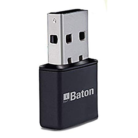 Iball Wireless-N Mini USB Adapter 300M iB-WUA300NM - BROOT COMPUSOFT LLP