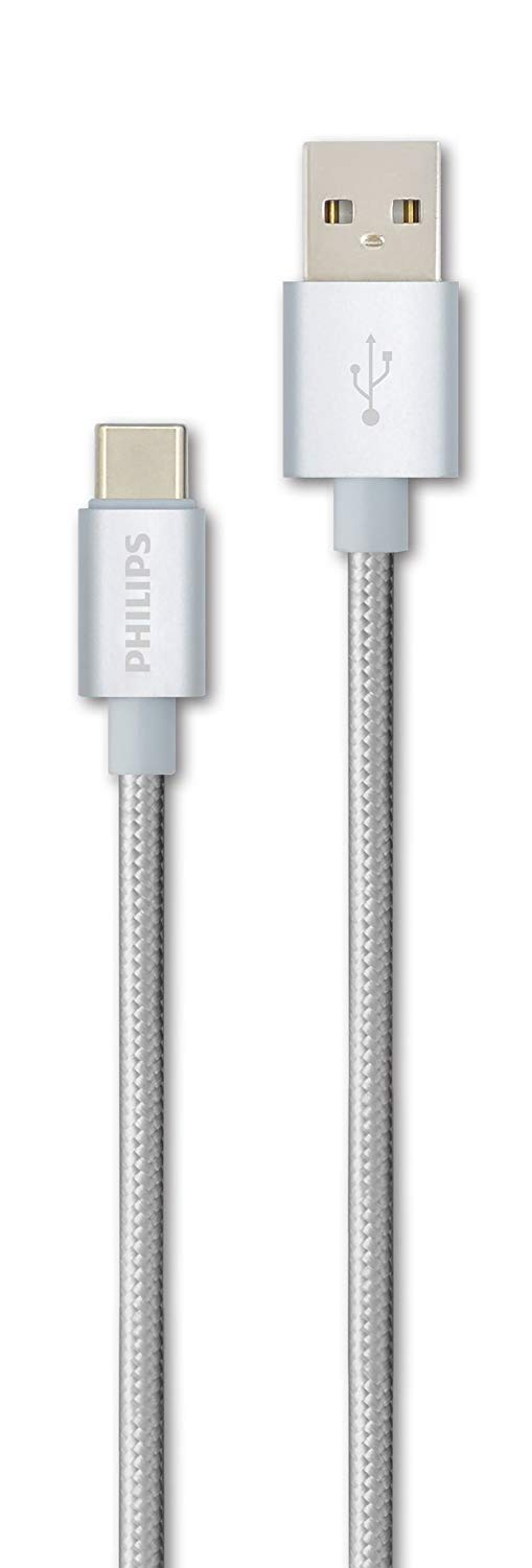 Philips Micro Usb Type-C Cable DL2528N - BROOT COMPUSOFT LLP