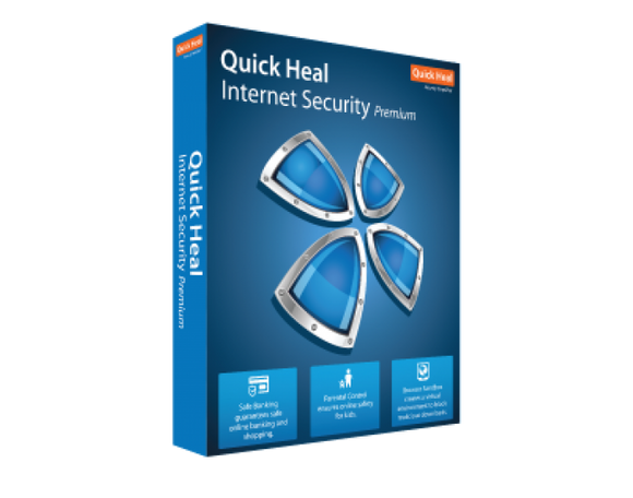 QUICK HEAL INTERNET SECURITY 3 USER 3 YEAR IS3 - BROOT COMPUSOFT LLP