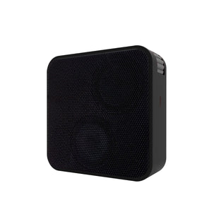 Portronics Wireless Portable Bluetooth  Speaker with FM Tuner Cubix - BROOT COMPUSOFT LLP