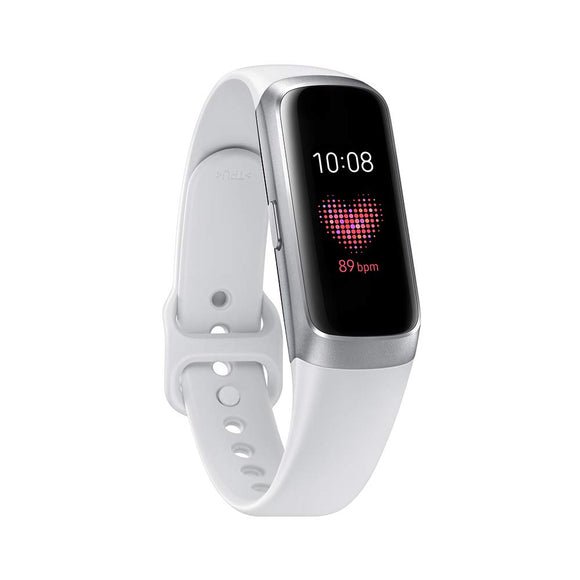 Samsung Galaxy Smart Watch Fit 370 N Silver - BROOT COMPUSOFT LLP