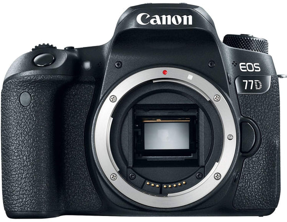 CANON EOS 77D BODY - BROOT COMPUSOFT LLP