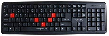 Qhmpl Keyboard Usb - BROOT COMPUSOFT LLP